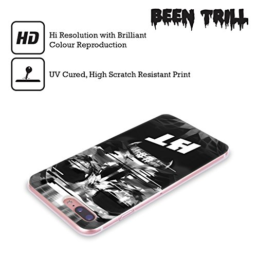 Official Been Trill Human Skeleton 1 3D Scans Soft Gel Case for Apple iPhone X Mouth Grill Skull 1