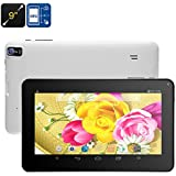 HITSAN T3 A33 Quad Core 512M RAM 8G ROM Android 4.2 Tablet PC One Piece