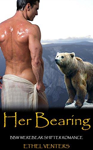 Her Bearing: BBW Werebear Shifter Romance (English Edition) (Guide Bearing)