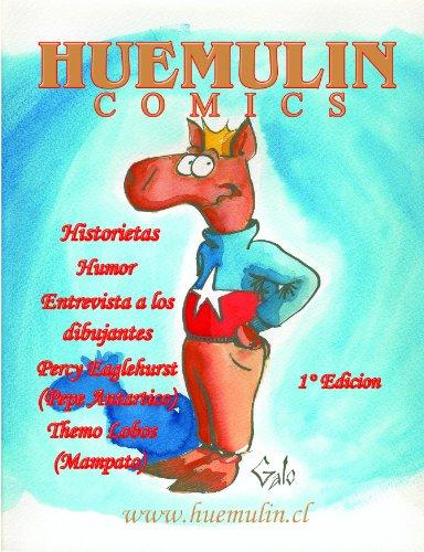 HUEMULIN COMICS por jaime huerta