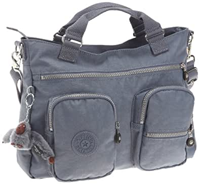 Kipling Women's Adomma Handbag Denim Blue K13542549