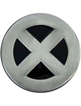 Marvel Comics x-Men mutantes Ronda hebilla de cinturón de metal