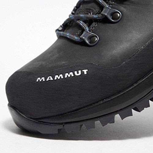 Mammut Trovat Guide High GTX Men - Wanderstiefel aus Leder - graphite/chill 43 1/3
