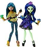 Monster High - Scream & Sugar Doppel Puppen Pack - Nefera de Nile und Amanita Nightshade