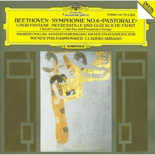 """Beethoven: Symphony No.6 in F, Op.68 -""""Pastoral"""" - 1. Erwachen heiterer Empfindungen bei der Ankunft auf dem Lande: Allegro ma non troppo"""