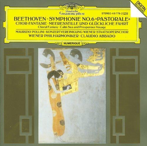 Beethoven: Fantasia For Piano,...
