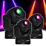 Pack 3Scheinwerfer RGB pixy-3010W Cree LED