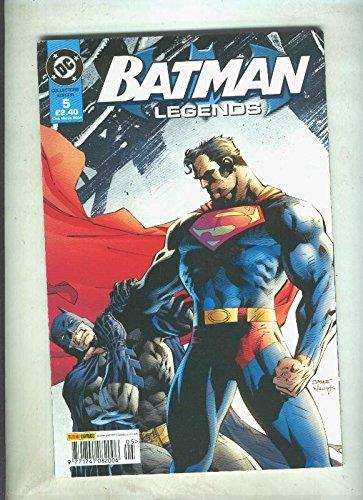 Batman Legends volumen 1 numero 05
