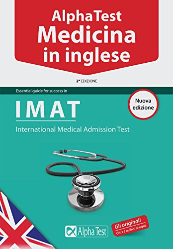 Alpha Test. Medicina in inglese: 1
