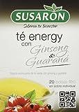 Susarón Té Energy con Ginseng y Guaraná - 60 bolsitas