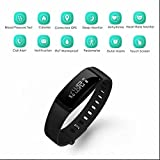 Fitness smartwach Smartwatch für Apple Samsung HTC iPhone, Schrittzähler Running Smartwatch, Armband Sport Smartwatch, Bluetooth Sport Smartwatch für Android & iOS