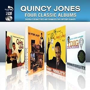 4 Classic Albums [Audio CD] Jones, Quincy
