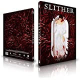 Slither - Limited Uncut Mediabook B - 333 Stk - Blu-ray