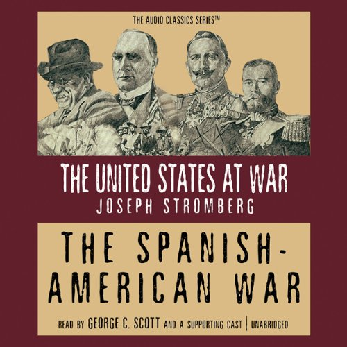 The Spanish-American War  Audiolibri