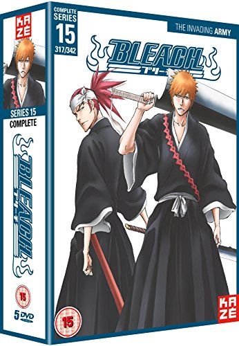 Bleach: Complete Series 15 [6 DVDs] [UK Import] (Bleach-complete Box Set)