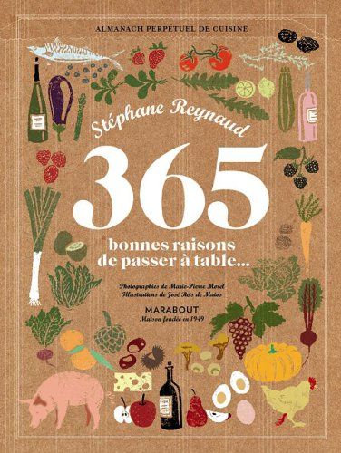 365 bonnes raisons de passer  table