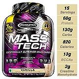 Muscletech MASS TECH 7.00LBS (VANILLA)