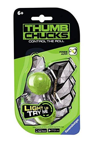 Preisvergleich Produktbild Thumb chucks grün: Control the roll