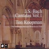 J. S. Bach: Cantatas, Vol 1 by Johann Sebastian Bach (2003-07-01)