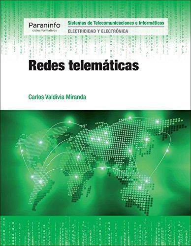 Redes telemáticas por CARLOS VALDIVIA MIRANDA