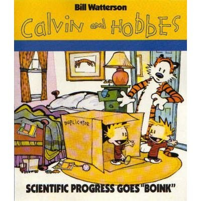 (Scientific Progress Goes Boink\