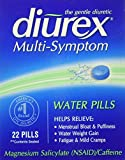 Diurex Diuretic Water Pills 22 Count, Diuretic Pill to Help Eliminate Water Weight