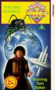 Doctor Who The Ark in Space [VHS] [1975] [1963]