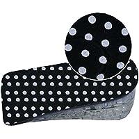 Höhe erhöhen Schuhe Pad Schuhe Erhöhte Pad Half Pad, 4,5 cm, Black Spot preisvergleich bei billige-tabletten.eu