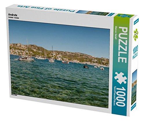 Preisvergleich Produktbild Andratx 1000 Teile Puzzle quer (CALVENDO Orte)