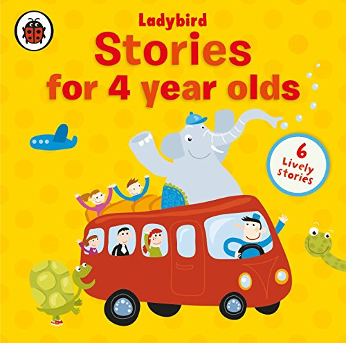 Stories for Four-year-olds (Ladybird)