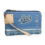 Lois Toiletry Bag  Blue blue L