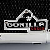 "Gorilla LP100 Holds 100pcs 12"" Vinyl LP 12"" Record Box Storage Case inc Lifetime Warranty Bild 7"