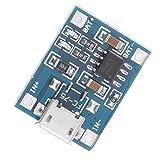MagiDeal 5V Mini USB 1A TP4056 Lithium-Batterie Ladegerät Board Strom Lademodul