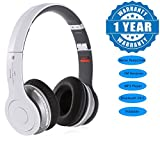 Nokia XL Compatible Certified S450 Bluetooth Wired & Wireless Headphones With Tf Card/Mic/Fm Support(1 Year Warranty)