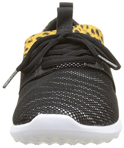 Desigual Speed W, Chaussures de Running Entrainement Femme Noir (2000 Negro)