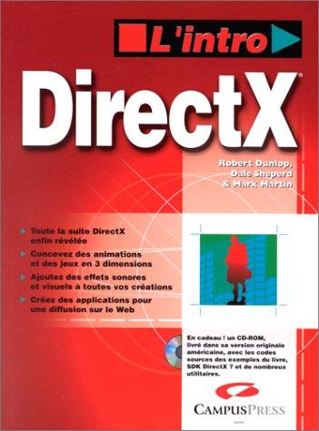 Direct X (avec CD-Rom)