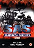 SAS Survival Secrets - Sabre Squadron BBC Who Dares Wins [DVD] [UK Import]