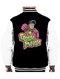 Fresh Punch One Punch Man Fresh Prince Of Bel Air Men's Varsity Jacket