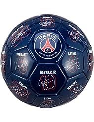 PARIS SAINT GERMAIN Ballon PSG - Signatures des Joueurs - Collection Officielle T 5