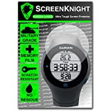 ScreenKnight® Garmin Forerunner 610 Front Screen Protector invisible shield