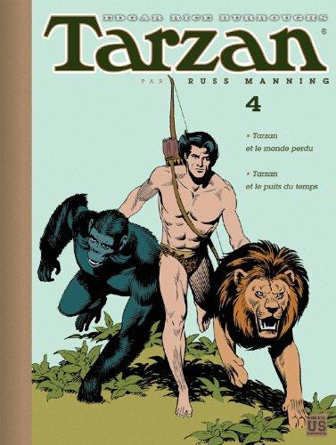 Tarzan Archives Volume 4