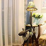 Edge to Stehlampe Tier Stehlampe Hirsch Stehlampe Wohnzimmer Schlafzimmer Kinder Tischlampe Kinderzimmer Stehlampe