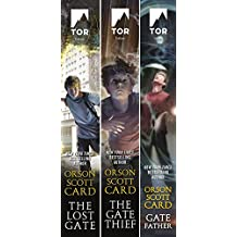 The Mither Mages Trilogy: (The Lost Gate, The Gate Thief, Gatefather)