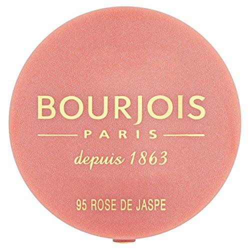 Blush Bourjois Pot Round (Bourjois Little Round Pot Blusher - 95 Rose De Jaspe)