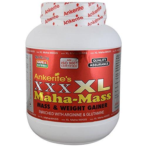 Ankerite XXX-XL Maha Mass Gainer (Chocolate) - 1000 gg