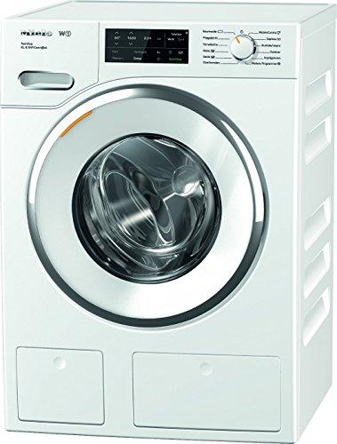 Miele WWI 660 WPS Waschmaschine / Frontlader / Energieklasse A+++ / 196 kWh/Jahr / 1600 UpM / 9 kg Schontrommel / Automatische Dosierung / Vorbügel-Funktion für leichteres Bügeln / Startvorwahl