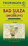 Wanderkarte Bad Sulza und Umgebung