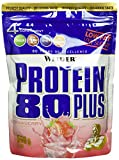 Weider, 80 Plus Protein, Erdbeer, 1er Pack (1x 500g) medium image