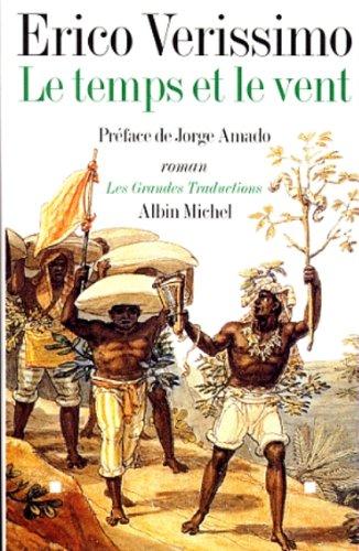 Le temps et le vent, tome 1 : Le continent par Erico Verissimo, André Rougon, Jorge Amado