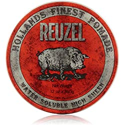 reuzel pomade Red Water soluble High Sheen, 340 g